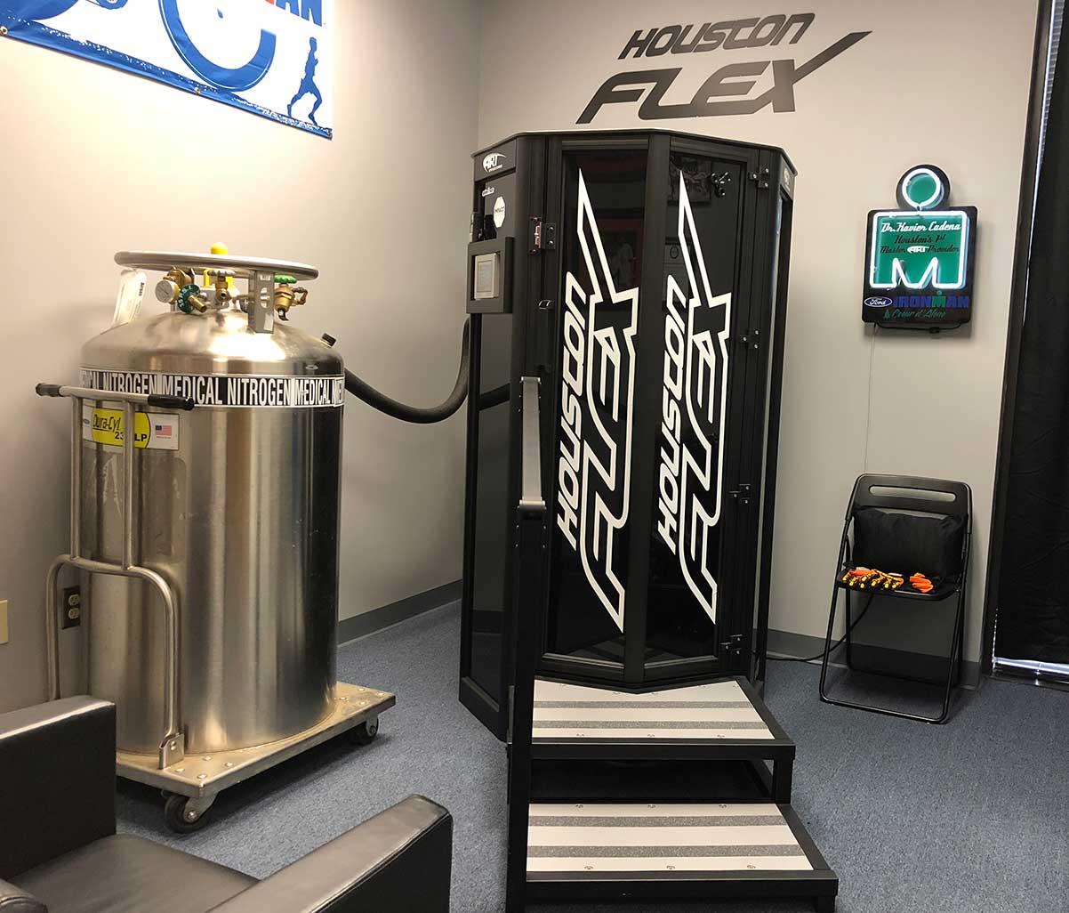 Impact Whole Body Cryotherapy – Houston Flex